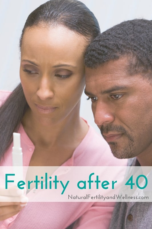 Fertility after 40 - let me tell you how I got pregnant at