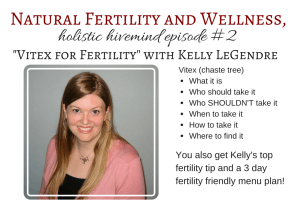 vitex for fertility