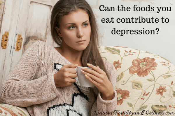 food and depression
