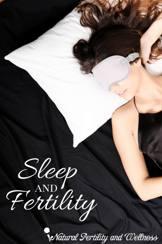 Sleep and fertility