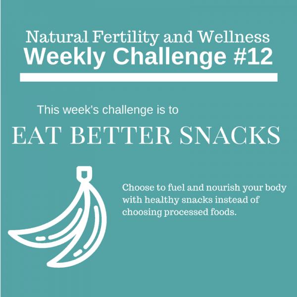 eat better snacks