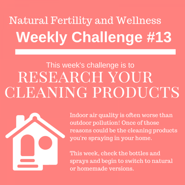 research cleaning products