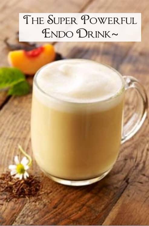 super drink for endometriosis