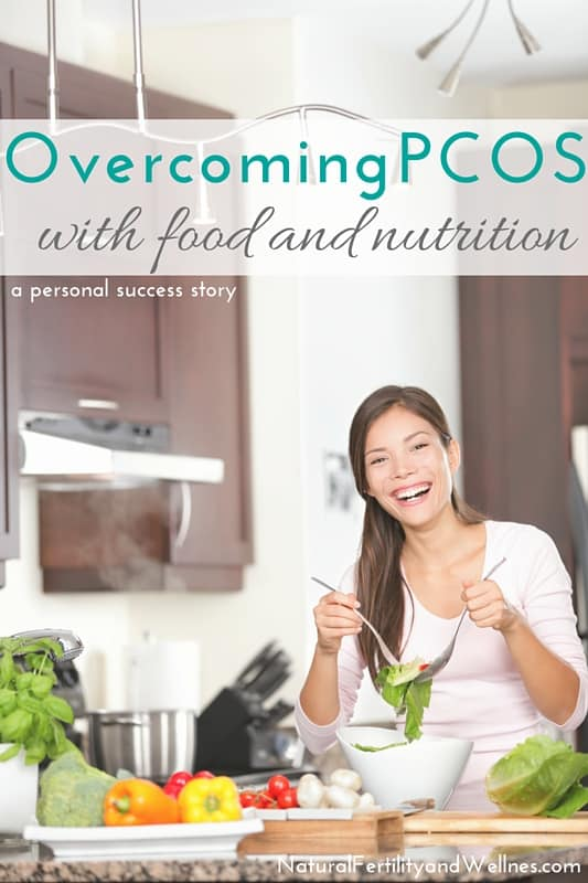Overcoming PCOS with food and nutrition (a personal success story)