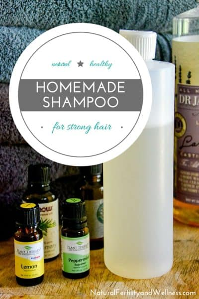 Recipe archives natural fertility and wellness - How to make shampoo at home naturally easy recipes ...